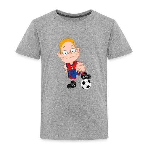 Kr€€pLife Soccer boys - Kinderen Premium T-shirt