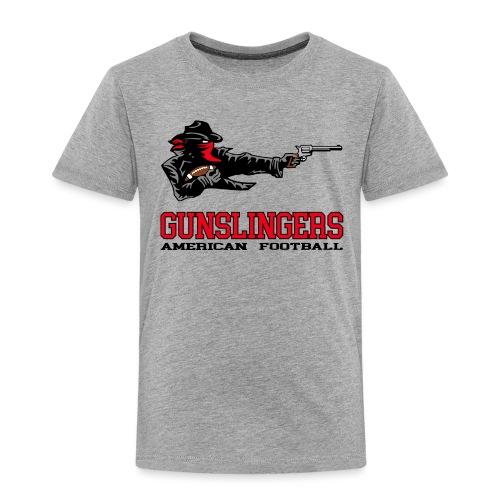 Logo groß - Kinder Premium T-Shirt