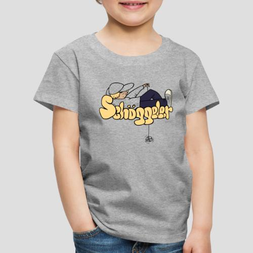 Schoeggeler Final New Col - Kinder Premium T-Shirt