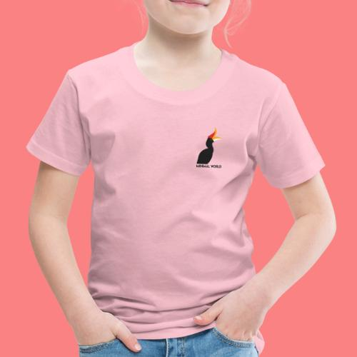 BUCERO - Maglietta Premium per bambini