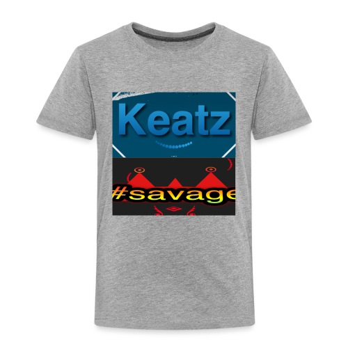 Savage Keatz - Kids' Premium T-Shirt
