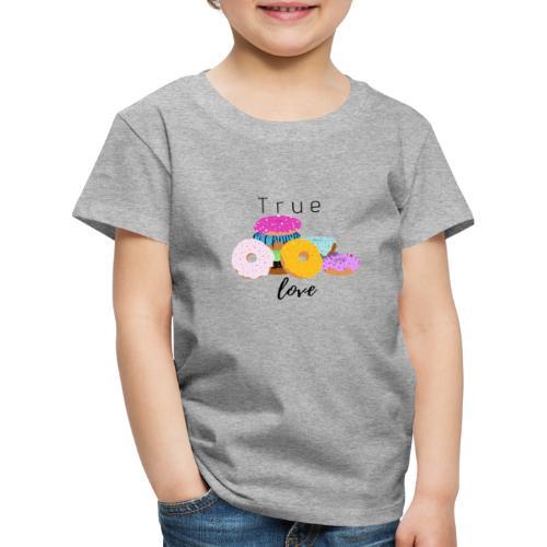 Donuts true love - T-shirt Premium Enfant