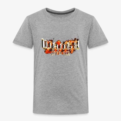 Wanka Open Air 2017 Muerte al Falso Metal - Camiseta premium niño