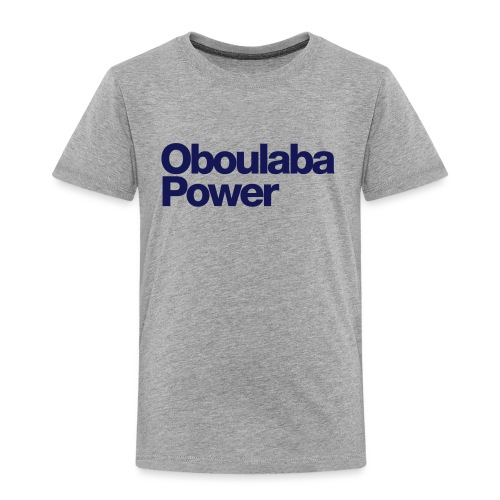 Oboulaba Power - T-shirt Premium Enfant