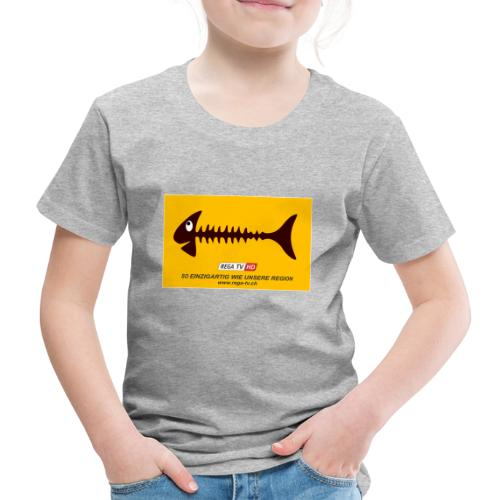 REGA-TV: Fisch - Kinder Premium T-Shirt