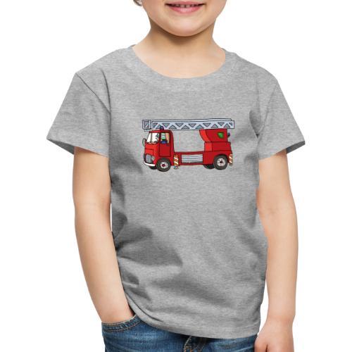 Drehleiter - Kinder Premium T-Shirt