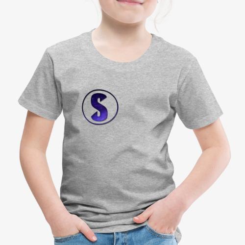 YouTube Logo von Salxphaa - Kinder Premium T-Shirt