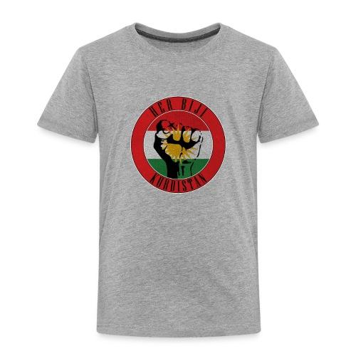 Kurdistan Flag her biji Kurdistan - Kinder Premium T-Shirt