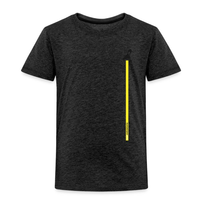 Spreadshirt grafica young inserto basso fondo nero