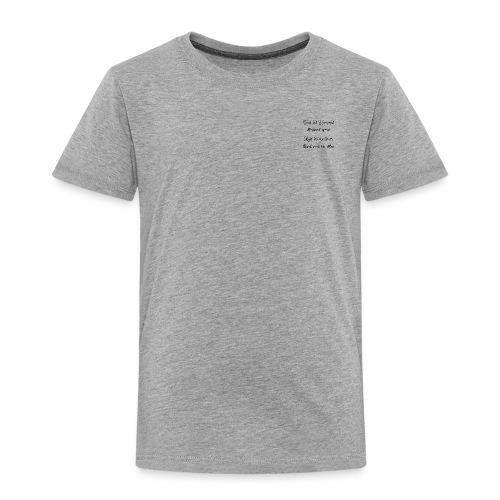 TOUS LES HOMMES NAISSENT EGAUX MAIS LES MEILLEURS - T-shirt Premium Enfant