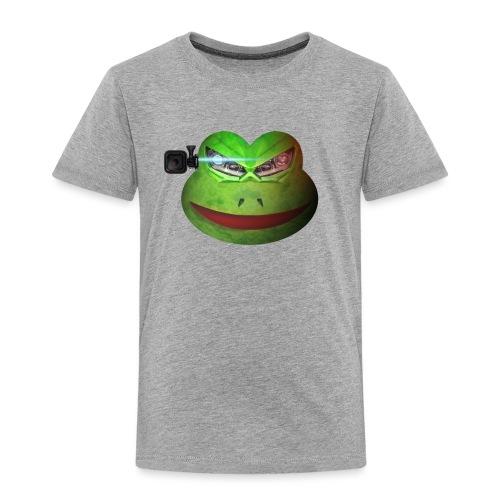 Snapback-keps med Paddan91-tema - Premium-T-shirt barn