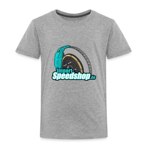 BigBrake Front - Kinder Premium T-Shirt
