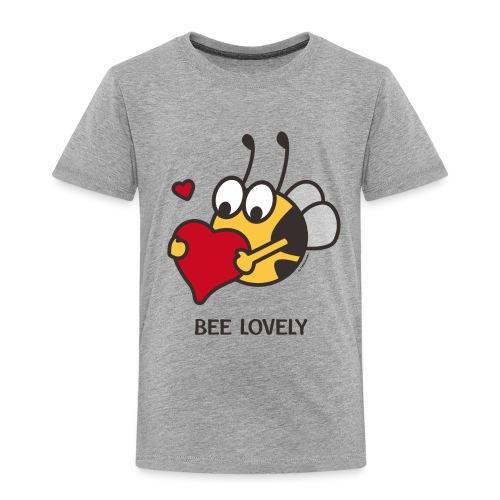 BEE LOVELY - Kinder Premium T-Shirt