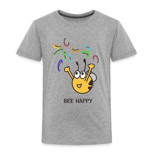 BEE HAPPY - Kinder Premium T-Shirt