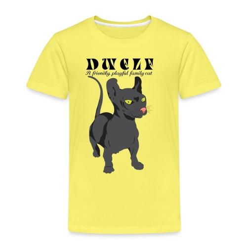 DWELF - Lasten premium t-paita
