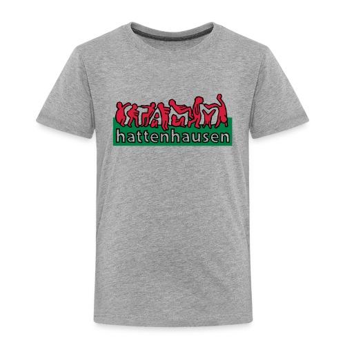 stammeslogo finale nachbearbeitete versi - Kinder Premium T-Shirt