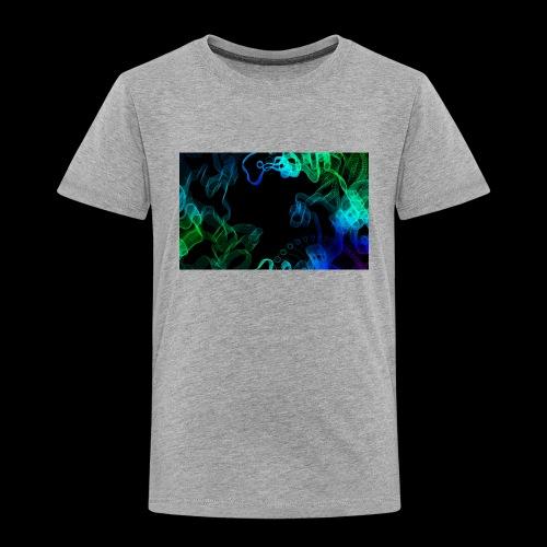 Signed with a flourish - Kids' Premium T-Shirt