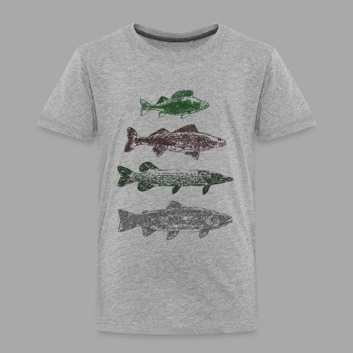Lake - Lasten premium t-paita
