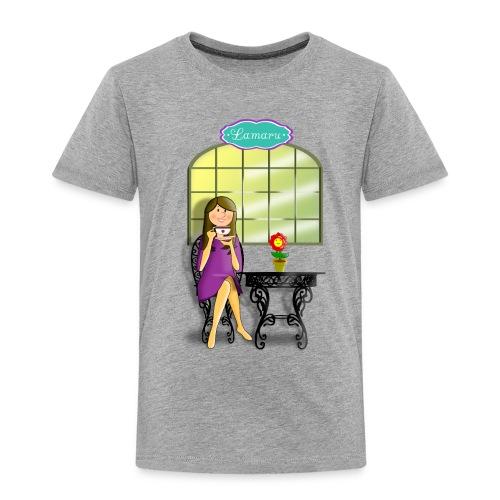 Tea time - Camiseta premium niño
