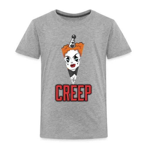 CREEPY VEE - Kids' Premium T-Shirt