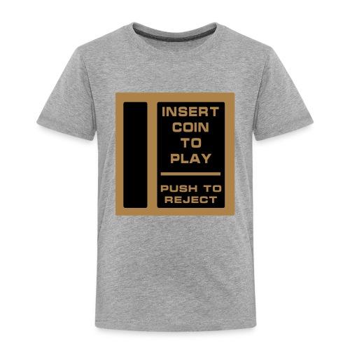 Insert Coin-RB - Kids' Premium T-Shirt