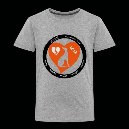 100 Sighthound - Kinder Premium T-Shirt
