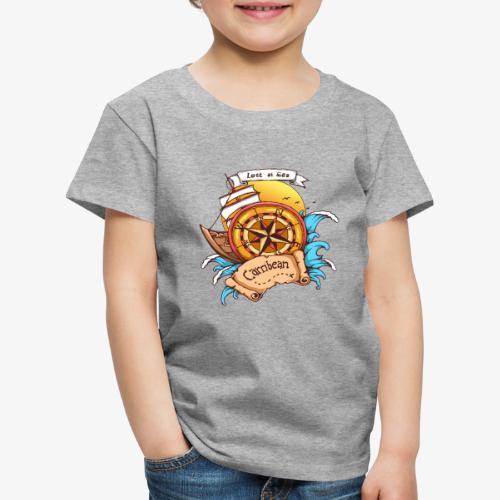 Verschwunden auf See - Kinder Premium T-Shirt