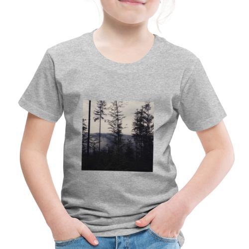 LAS W GÓRACH - Koszulka dziecięca Premium