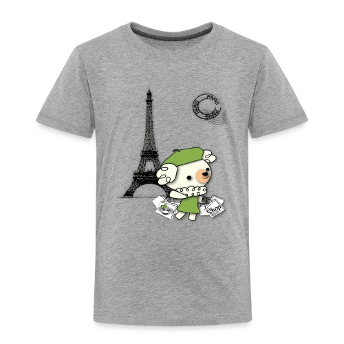Paris - Kinder Premium T-Shirt