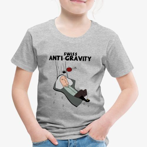 Swiss Ant-Gravity - Kinder Premium T-Shirt
