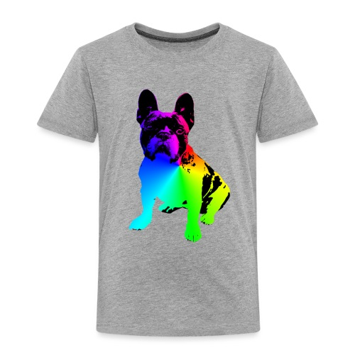 Französische BULLDOGGE french bulldog bully - Kinder Premium T-Shirt