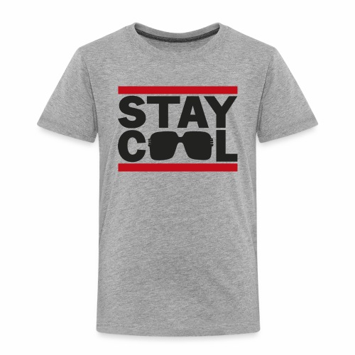 Stay Cool ver01 - Børne premium T-shirt