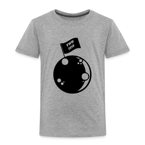 Mottoshirt 2018 - Kinder Premium T-Shirt