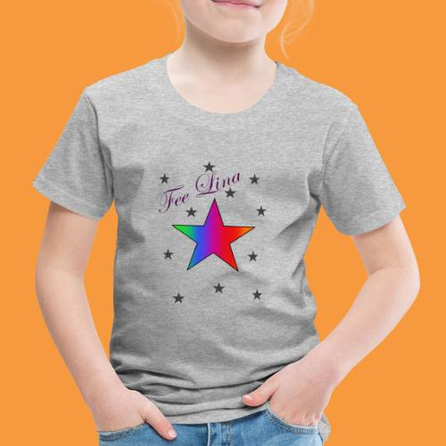 Fee Lina Star - Kinder Premium T-Shirt