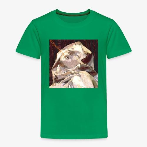 #OrgulloBarroco Teresa - Camiseta premium niño