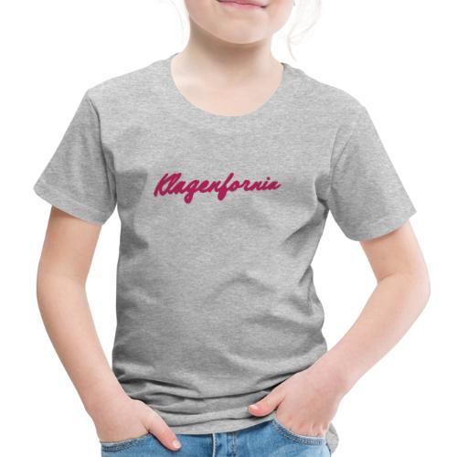 klagenfornia classic - Kinder Premium T-Shirt