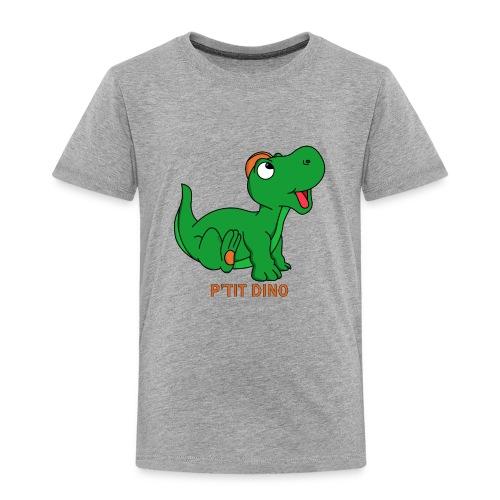 P'tit Dino Vert - T-shirt Premium Enfant