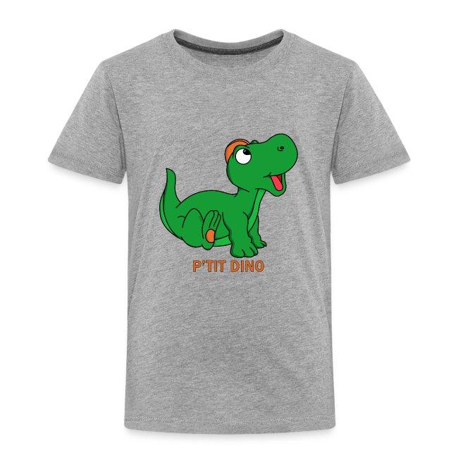 P'tit Dino Vert
