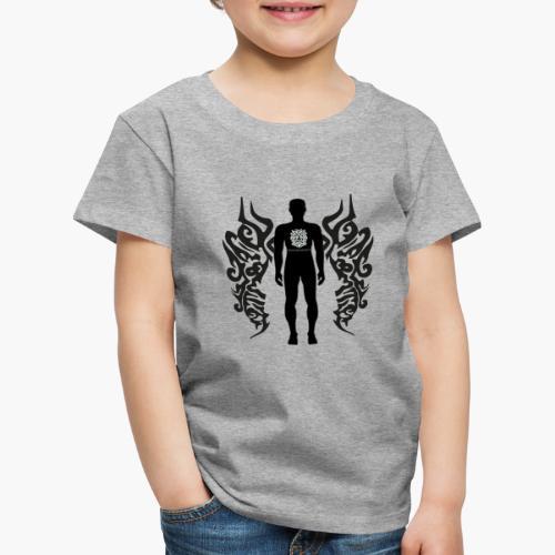 Houseology Original - Angel of Music (INVERSE) - Kids' Premium T-Shirt