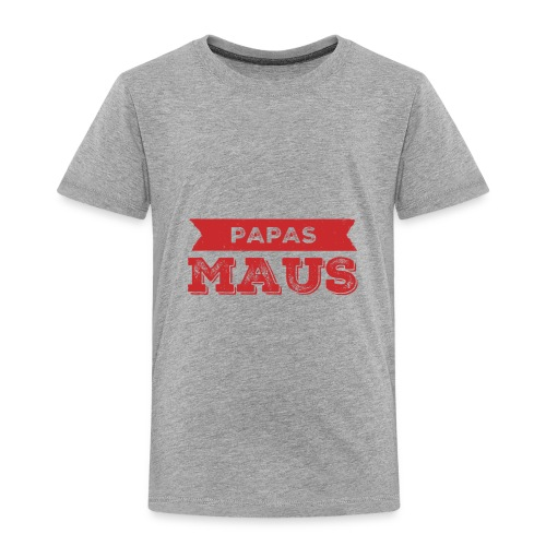 Papas Maus - Kinder Premium T-Shirt