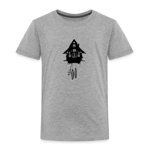 Kuckucksuhr - Kinder Premium T-Shirt