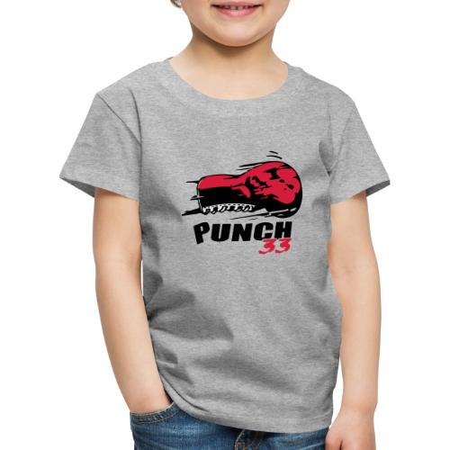 logo punch 33 - T-shirt Premium Enfant