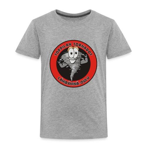 Toppilan Tornadot - Lasten premium t-paita