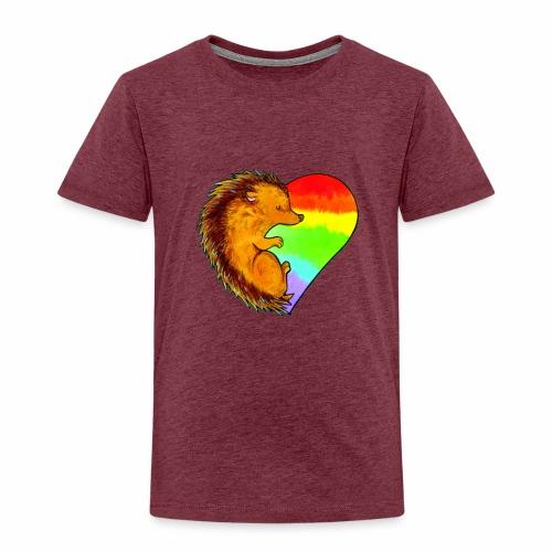 RICCIO - Maglietta Premium per bambini