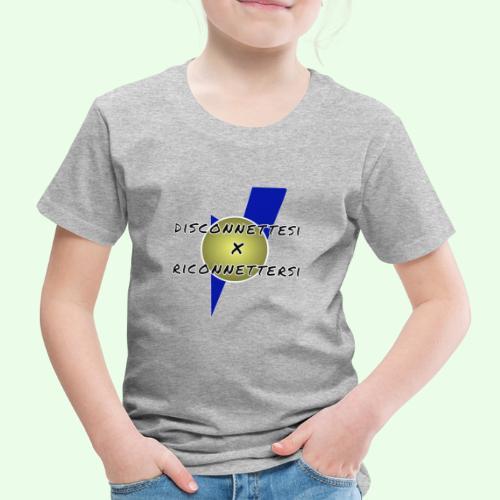 frase1 - Maglietta Premium per bambini