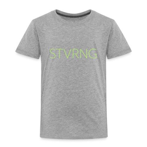Stvrng - Børne premium T-shirt