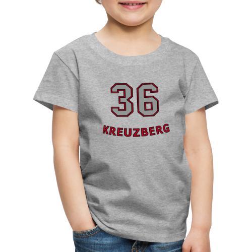 KREUZBERG 36 - Kinder Premium T-Shirt