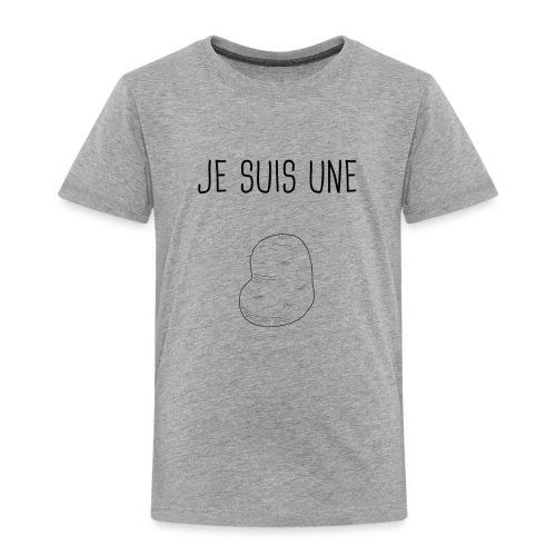 Je suis une patate - T-shirt Premium Enfant