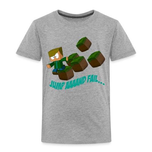 fffdgfdgf png - Kinder Premium T-Shirt