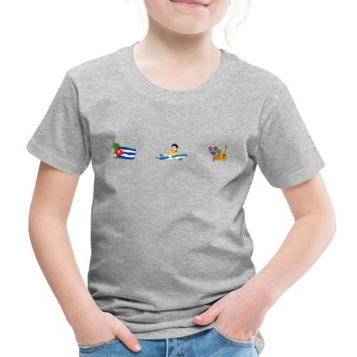 Cuba Premium - Viaja con Yoel - Camiseta premium niño